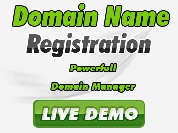 Cut-rate domain name service providers